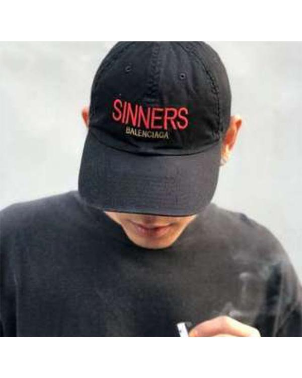 e3f88e0b3f8 B. Sinners Ball Cap - Dude9